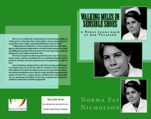 New Book: Walking Miles in Sensible Shoes